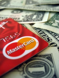 "Credit card, by Flickr user ""401(K) 2012"", licensed via Creative Commons."