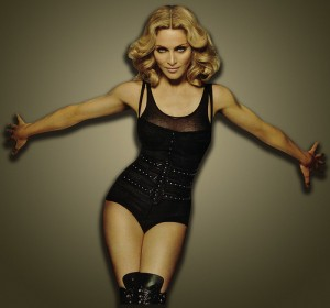 Madonna, by Flickr user Robson Silva, licensed via Creative Commons.