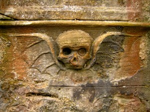 flying_skull, by user Martyn Gorman, licensed via Creative Commons