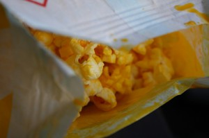JiffyPop Microwave Popcorn, by Flickr user Jeffry B, licensed by Creative Commons