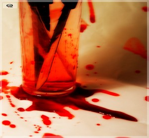Bloody Water 4, by Flickr user Link.Q, licensed by Creative Commons