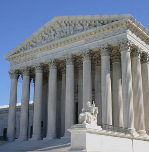 """US Supreme Court"" by flickr user dbking licensed under Creative Commons"
