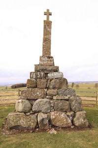 Maggie Wall's memorial by Flickr user Andy Hawkins, licensed by Creative Commons