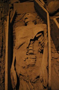 Crusader Mummy by Flickr user J Wynia, licensed by Creative Commons
