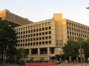FBI Building by Fl