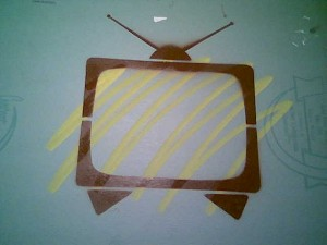 Television!, by flickr user *USB*, licensed by Creative Commons