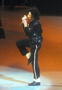 Michael Jackson by Flickr User AllardJanssen Licsensed Under Creative Commons