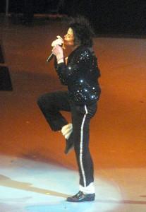Michael Jackson by Flickr User AllardJanssen Licsensed Under Creative Commons