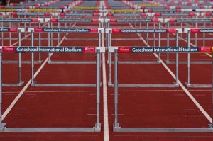 Northen Inter-counties athletics, by flickr user AdamKR, licensed by Creative Commons