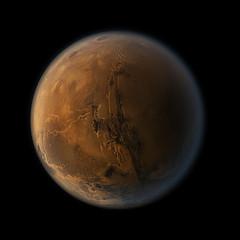 Mars Planet 1