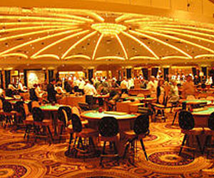 Casino in Caesar's Palace - Las Vegas