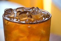 Iced Tea, by flickr user Pen Waggener, licensed by Creative Commons.