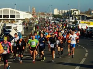 Marathon de La Rochelle, 30 novembre 2014