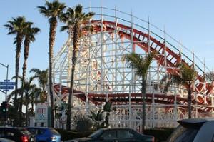 Roller Coaster, Mission Beach Amusement Park