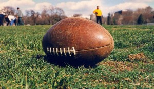 Football Ellipse, by flickr user Elvert Barnes, licensed by Creative Commons.
