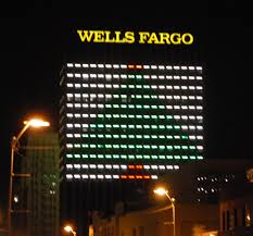 WellsFargoPlaza, by Wikimedia user LC Rogers, licensed by Creative Commons.